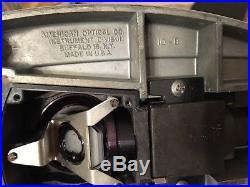 Spencer 5 Obj Lens American Optical 558696 Vintage Microscope