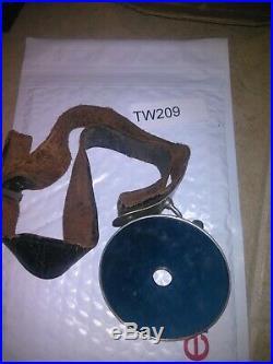 TW209 Vintage Doctor's HEAD MIRROR Medical Gear c1920-40s Exam Equipment