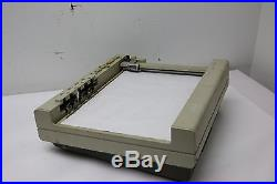 VINTAGE HP 9872A Four Pen Multicolor Flatbed HP-IB Graphics Plotter TESTED