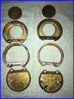 VINTAGE VARSITY HANAU ENGINEERING DENTAL PRESS UPPER AND LOWER With Handles