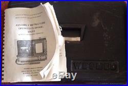 VINTAGE WESMED ULTRASOUND IMAGING COMPUTER WIC 50 & Panasonic BT-S700N