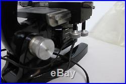 VTG Working Lab/Dr. Ofc Quality Baush & Lomb Microscope Monocular 10x 43x 97x