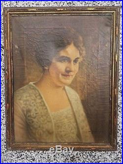 Vintage 1920's Bj Mabel Palmer Chiropractic Portraits
