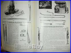 Vintage 1939 Mueller Surgical Instrument Medical Equipment Doctor Supply Catalog