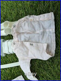 Vintage Action Man Medic's Uniform, Equipment, Boots, Original Palitoy 1980s
