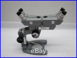 Vintage American Optical Company Cycloptic 56C-103 Dual Microscope