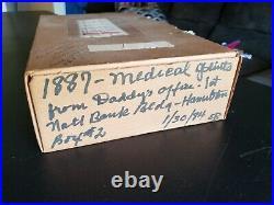Vintage Antique Doctors Tools Medical Equipment Oddities