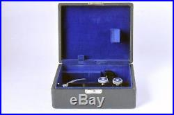 Vintage Bausch & Lomb Microscope Mechanical Stage Attachment in Box Unused
