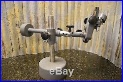 Vintage Bausch & Lomb Microscope withHeavy Adjustable Base Included Free Shipping