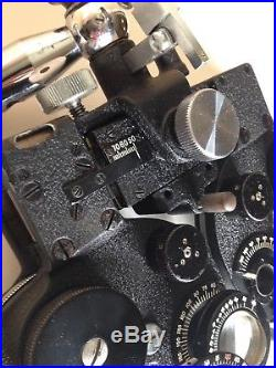Vintage Bausch Lomb Phoropter