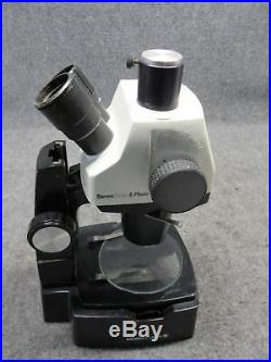 Vintage Bausch & Lomb StereoZoom 6 Photo Upright Binocular Microscope Tested