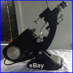 Vintage Bausch & Lomb Vertometer lensometer optometry 21-65-70