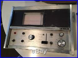Vintage Burdick EK/5A Electrocardiograph ECG EKG Machine in working condition