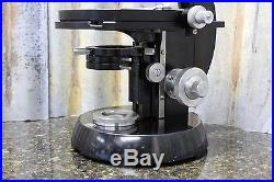 Vintage Carl Zeiss Trinocular Laboratory Microscope Assembly FREE SHIPPING