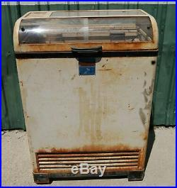 Vintage Castle Baby Infant Warmer Bassinet Antique Medical Hospital Equipment