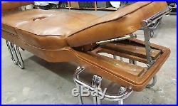 Vintage Chiropractic Adjustment Bench