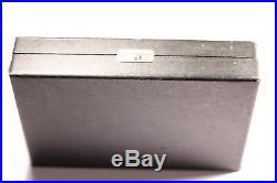 Vintage Coldlite Otoscope, Original case with accessories Ear, Medical Equipment