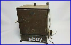 Vintage Copper Surgeons Steriliser Medical Equipment Barbers Etc