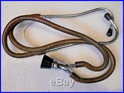 Vintage Cottrell Doctor's Stethoscope BAKELITE Antique Medical Equipment