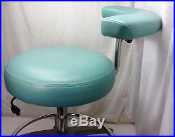 Vintage Dental Assistant Chair c. 1980's
