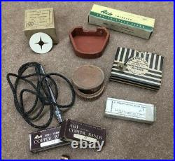 Vintage Dental Equipment Collection Includes Ash, Cottrell & Co