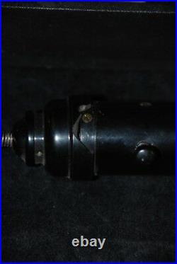 Vintage Dental Medical Tool Equipment Cameron's Lamp Light Bulbs 1900's Case