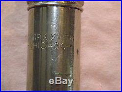 Vintage Doctor Medical Equipment 1800s Sharp & Smith Chicago Surgical Tool