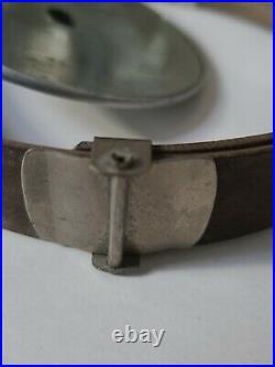 Vintage Doctor's HEAD MIRROR Japan Medical Gear c1920-40s Exam Equipment