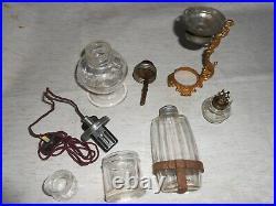 Vintage Doctors Breathing Testing Equipment Treatment Laboratory Antique Medical