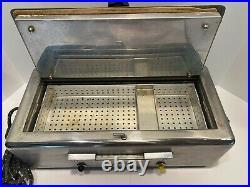 Vintage Dri Clave Sterilizer Model 35 Medical Equipment Machine Lab Franklin Sq