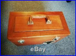 Vintage ECG machine WW2 vintage medical equipment