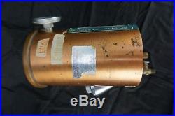 Vintage FOREGGER Ethrane Anesthesia Copper Kettle