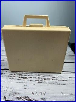 Vintage Fisher Price Toy Doctor Set Kit #936 Medical Equipment 1977