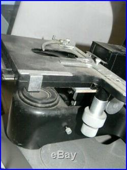 Vintage German E Leitz Wetzlar Ortholux Trino Microscope Ortholux Bausch $ Lomb