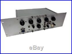 Vintage Grass Instrument Co A. C. Pre-Amplifier Model P5R