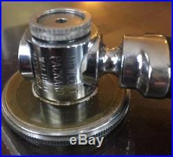 Vintage Hewlett Packard HP Waltham Mass Rappaport Sprague Stethoscope Medical