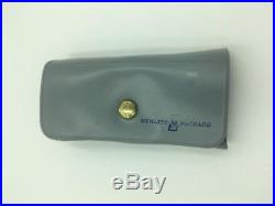 Vintage Hewlett Packard Sprague Rappaport Stethoscope accessories attachments