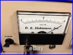 Vintage Hokanson EC-4 Plethysmograph