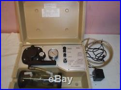 Vintage Inhalator, Nebulizer 325 Series, Medical Equipment, Collector's Item Only N