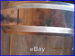 Vintage KIMEX apparatus Device LARGE four way X fitting GLASS with Valves Probe