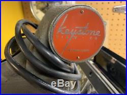 Vintage Keystone View Co. 46A Visual Survey Telebinocular Tester