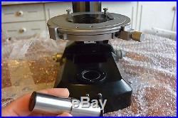 Vintage Laboratory polarizing microscope LOMO MIN-8  ussr