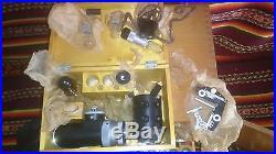 Vintage Laboratory polarizing microscope LOMO MIN-8  ussr full set