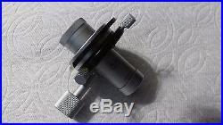 Vintage Leitz Heine Phase Contrast Dark Field Microscope Condenser Excellent