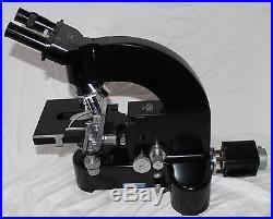Vintage Leitz Wetzler Binocular Microscope