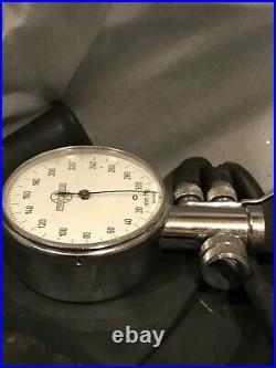 Vintage Lot of Medical Equipment For Parts Repair Theatre Props Bllod Pressure