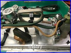 Vintage Lytport III E & J Resuscitator portable rescue unit