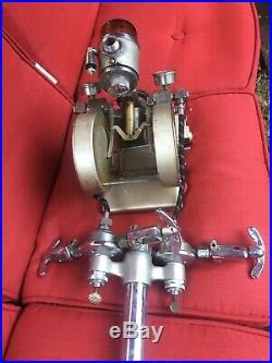 Vintage McKesson Appliance Co. Anesthesia Machine Medical Equipment
