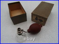 Vintage Medical Equipment Atlas Nasal Spray No. 20. Boxed. Made in Canada