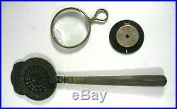 Vintage Medical Equipment Eye Examination Hohl